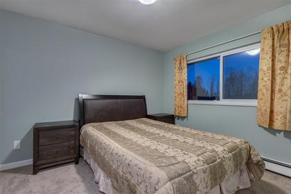 Bedroom at 6060 Marine Drive, Big Bend, Burnaby South