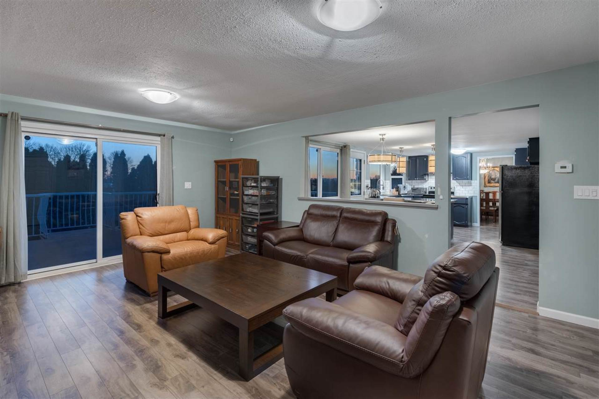 Family Room at 6060 Marine Drive, Big Bend, Burnaby South