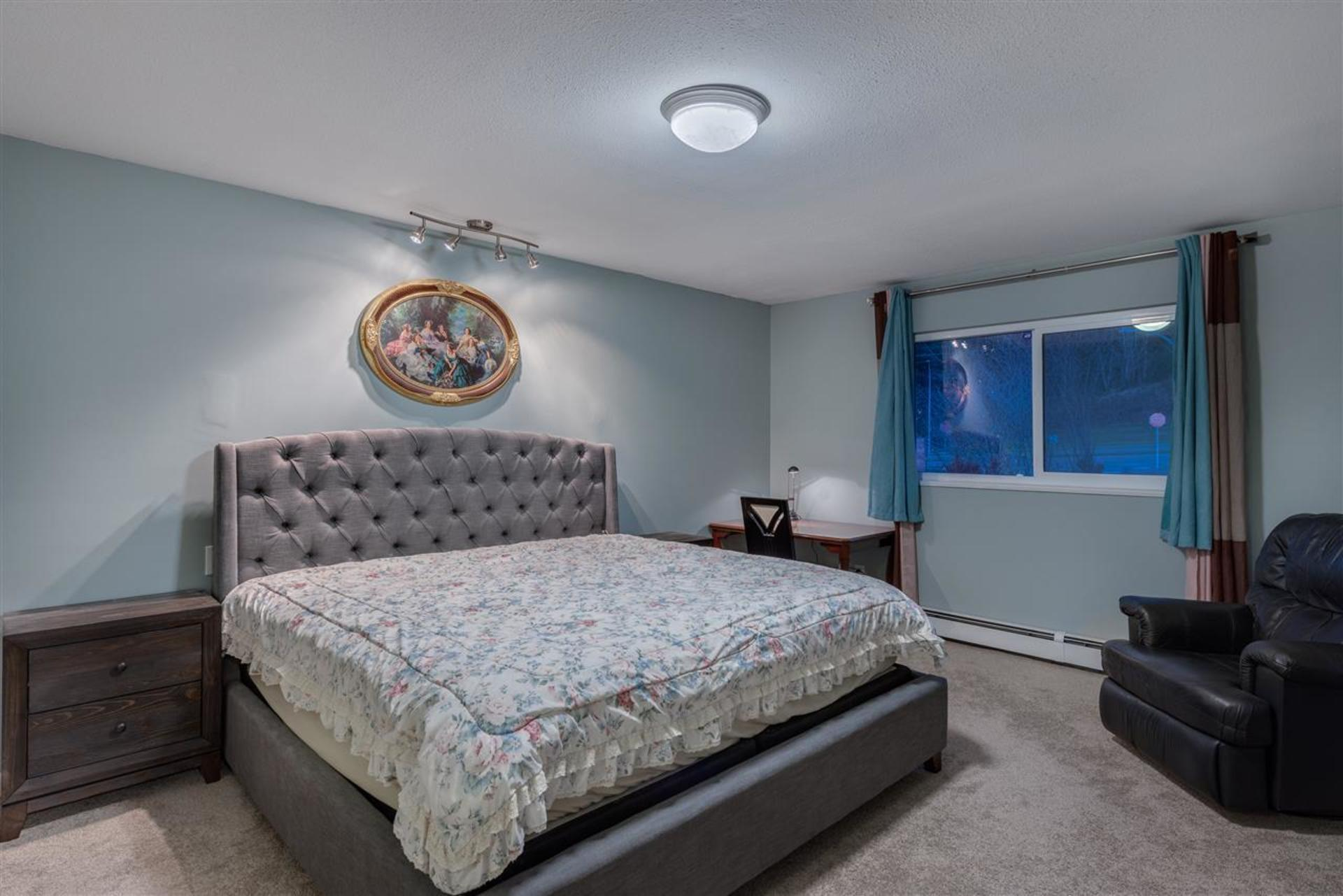 Master Bedroom at 6060 Marine Drive, Big Bend, Burnaby South
