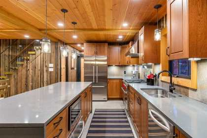 Kitchen 2 at 8232 Rainbow Drive, Alpine Meadows, Whistler
