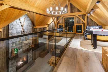 Loft at 8232 Rainbow Drive, Alpine Meadows, Whistler