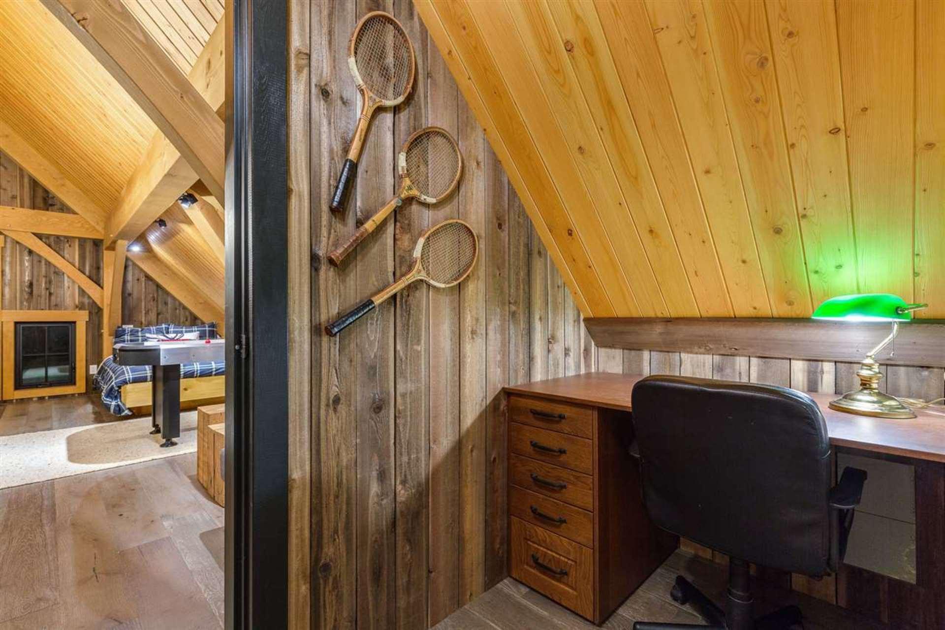Den at 8232 Rainbow Drive, Alpine Meadows, Whistler
