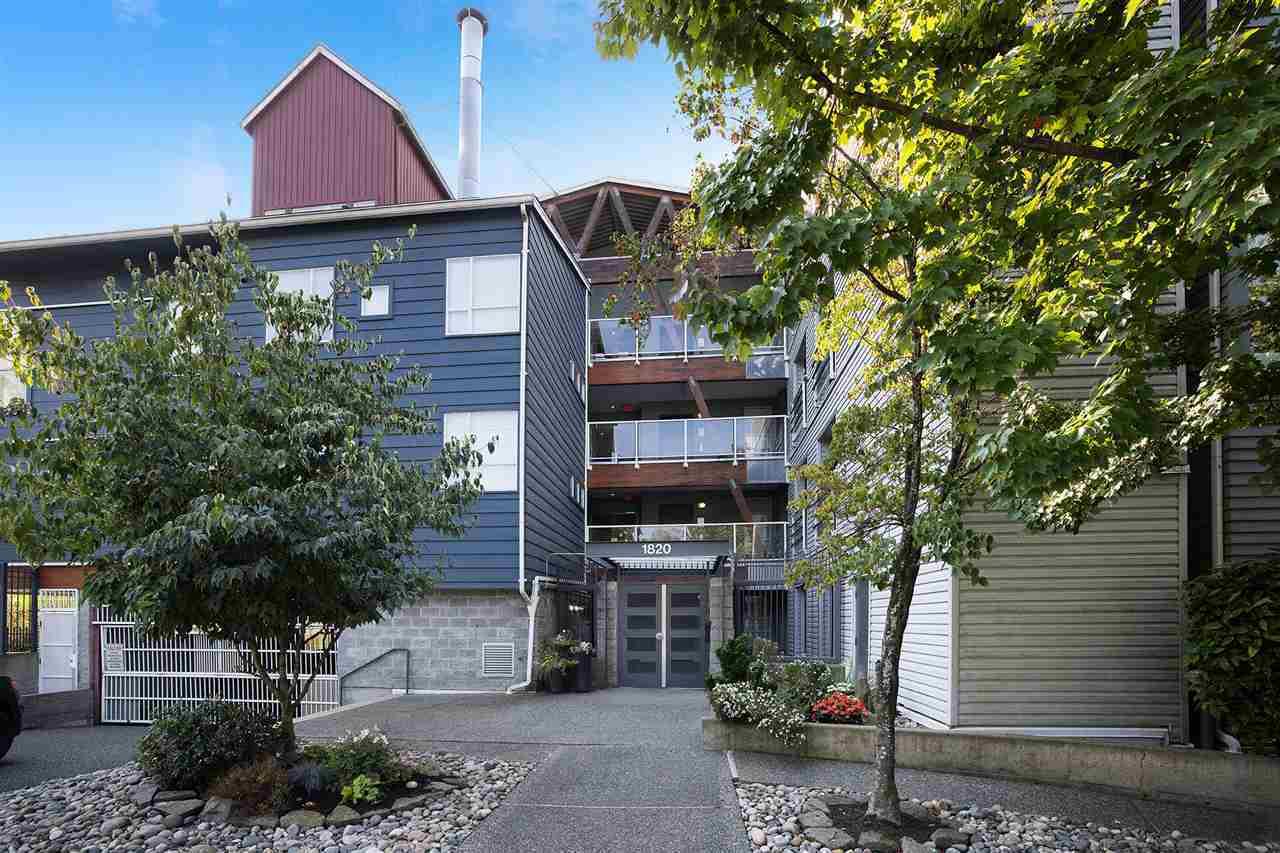 303 - 1820 E Kent Avenue South, South Marine, Vancouver East 4
