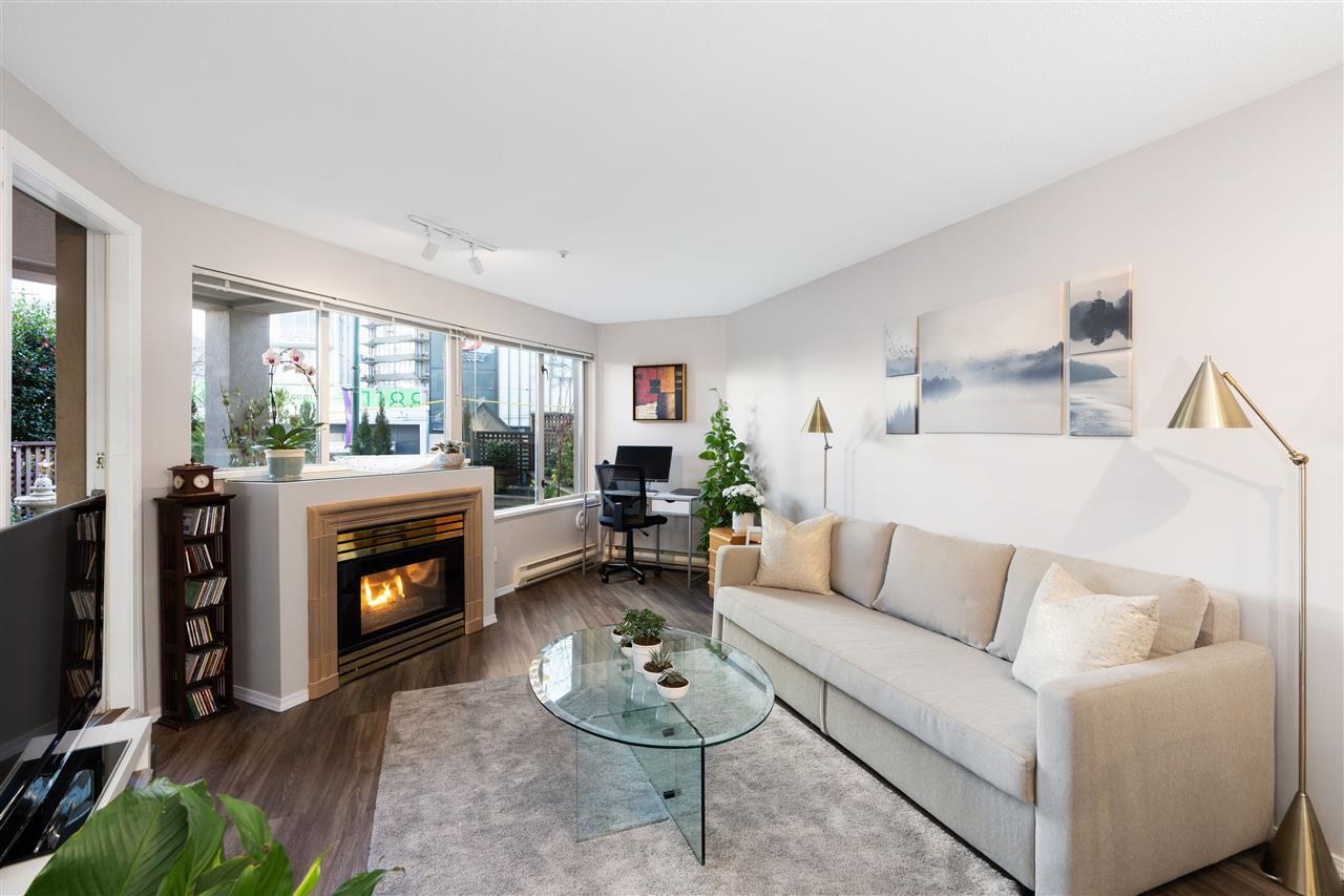109 - 1208 Bidwell Street, West End VW, Vancouver West 4
