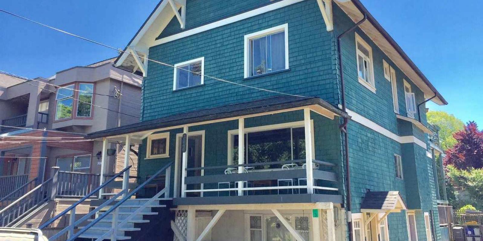 3046 W 6th Avenue, Kitsilano, Vancouver West
