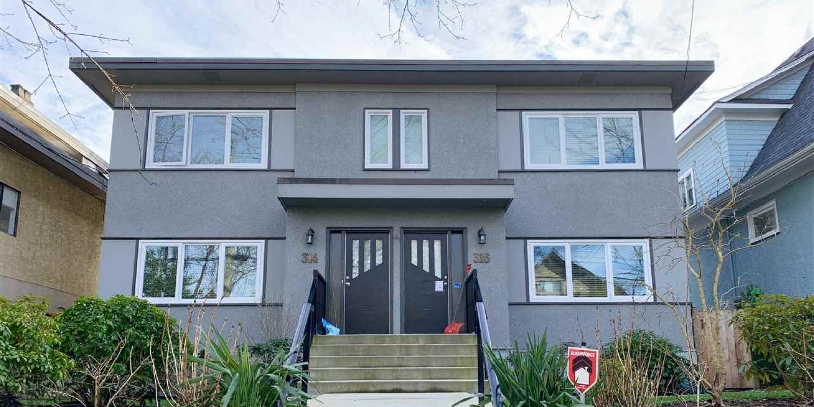 314 - 316 West 13th Avenue, Vancouver West